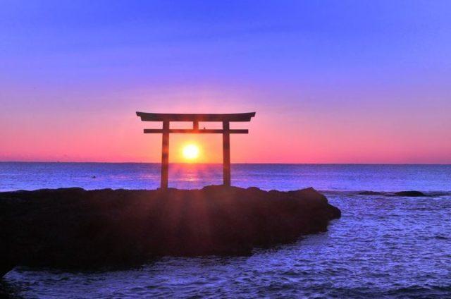 日本の朝日