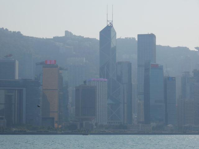 中国銀行タワー