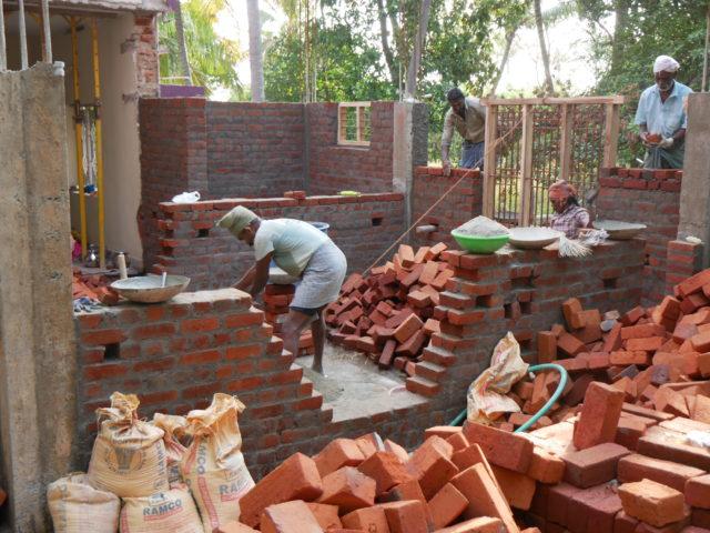 インドの土木建築