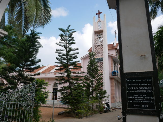 CSI Church