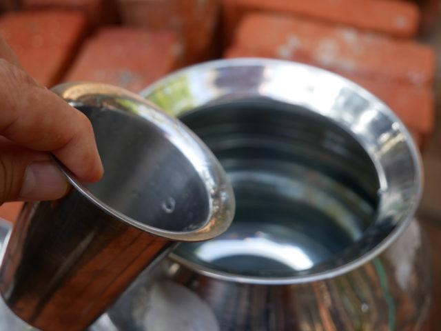 インドの飲料水