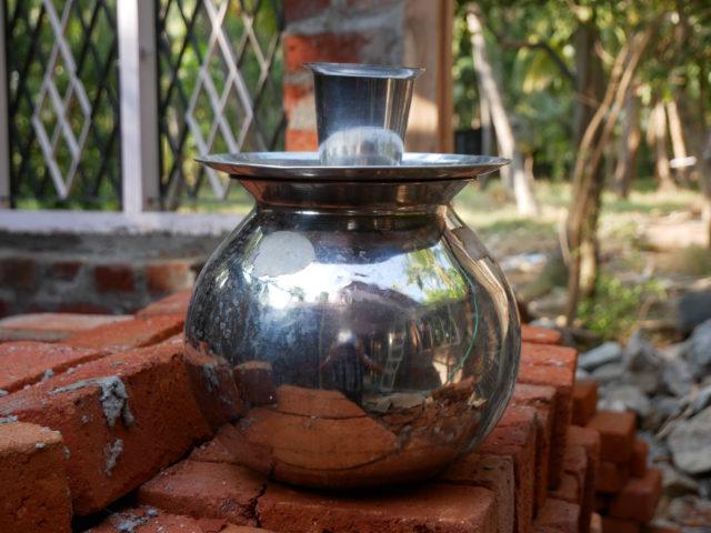 インドの水瓶