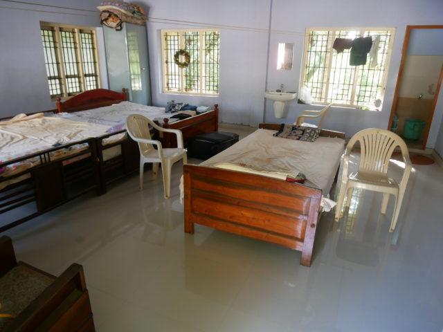 石盤の部屋