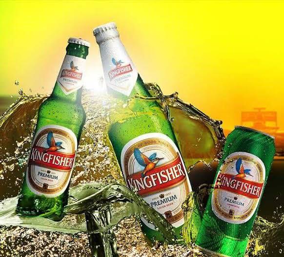キングフィッシャービール