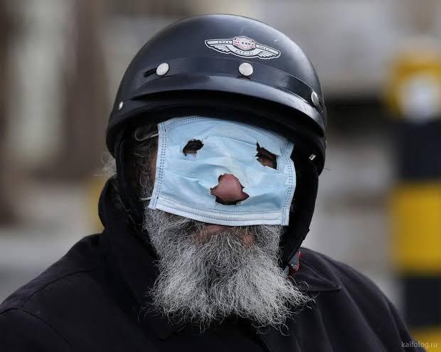 マスク不要論