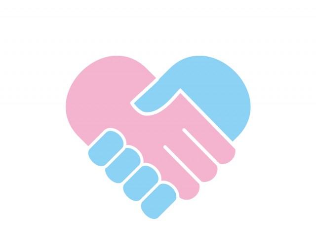 握手HEART