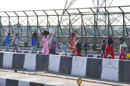 インドの労働者