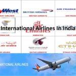 インド国際線