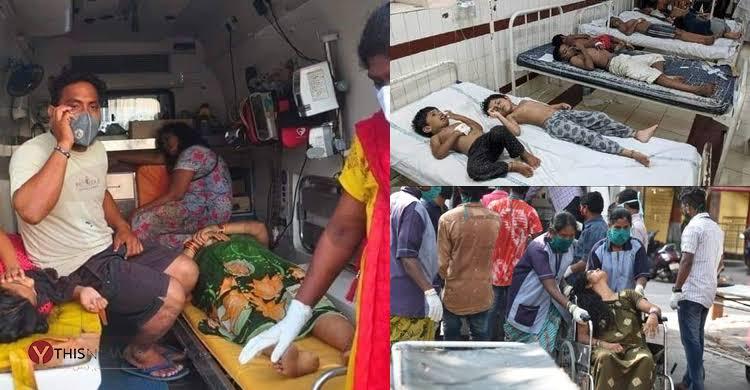 インド ガス漏れ事故
