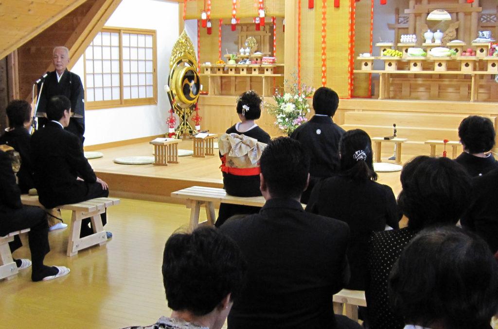 裕介結婚式